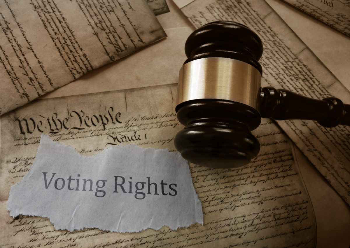 Short Takes: Restoring Voting Rights(ex-felons)